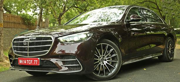 ReviewNew Mercedes-Benz S-ClassPower dressing