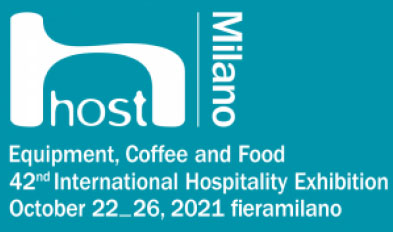 42nd HOST MILANOInternational Hospitality Exhibition22-26 October 2021