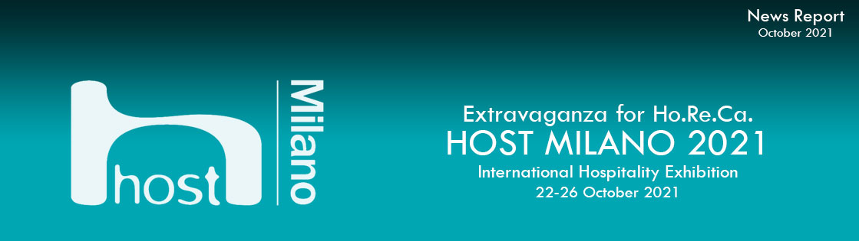 International Hospitality Exhibition 22-26 October 2021